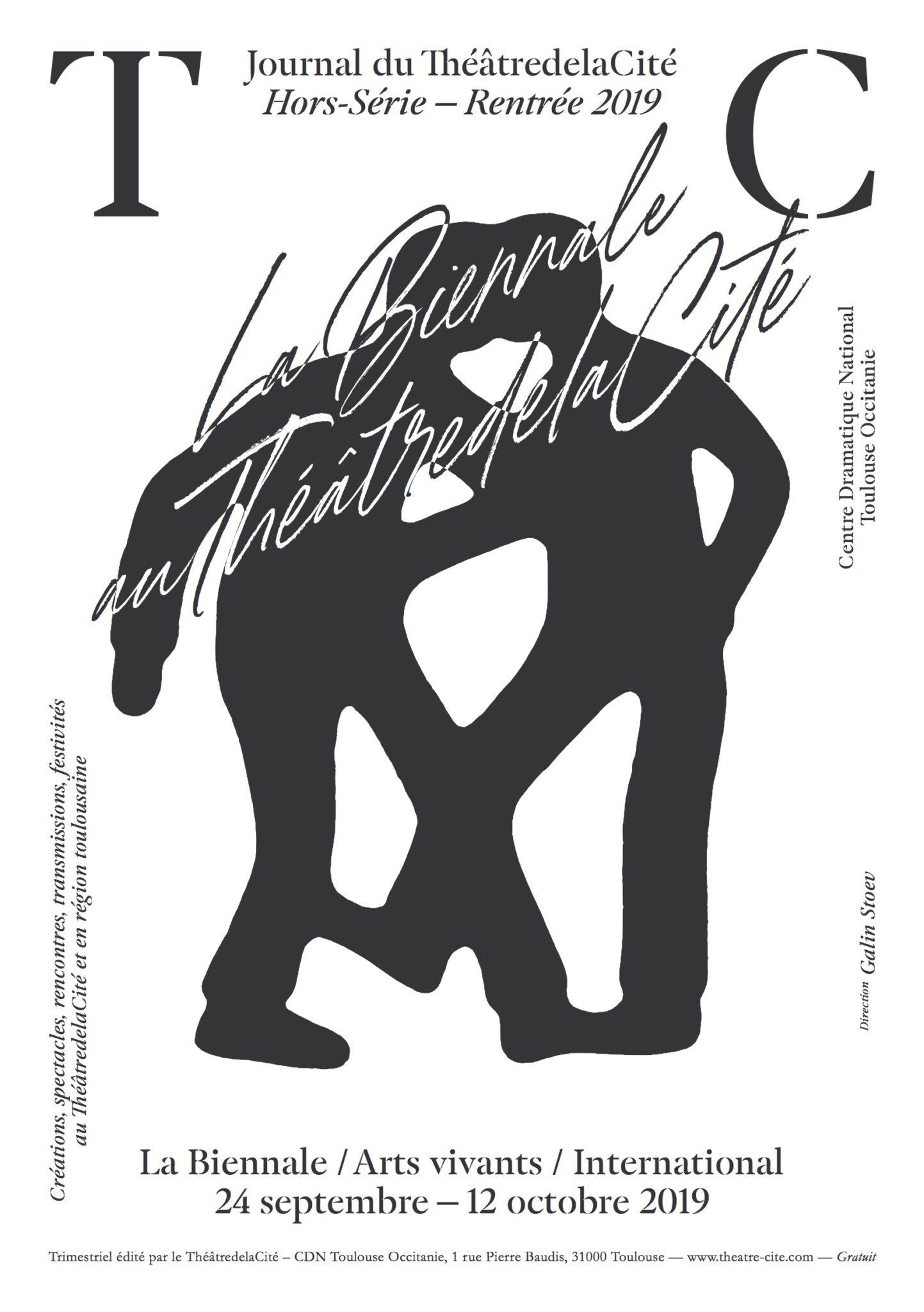Journal trimestriel La Biennale au TC